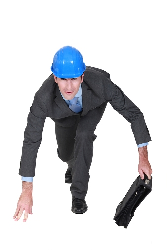 2 steps to initiate project construction management