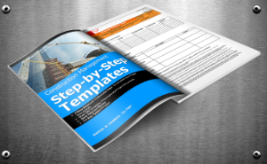 construction management step by step templates