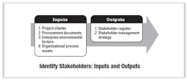 identify stakeholder